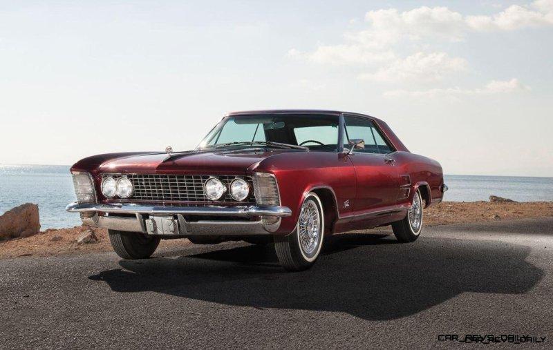 1963 Buick Riviera 1