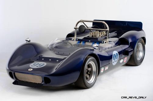 1966 McLaren M1B Can-Am 10