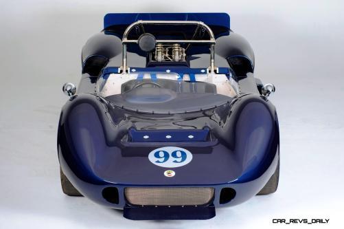 1966 McLaren M1B Can-Am 9