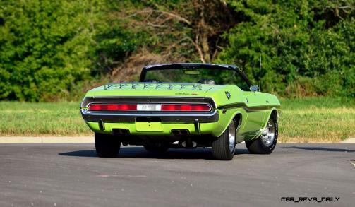 1970 Dodge Hemi Challenger RT Convertible 3