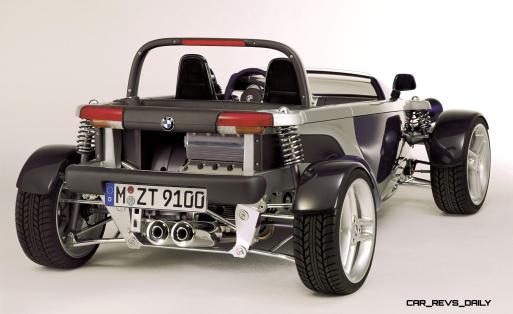 1995 BMW Z21 5
