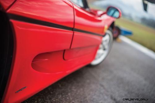 1997 Ferrari F50 30