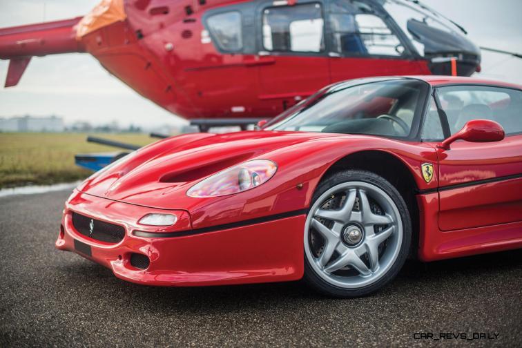 1997 Ferrari F50 33