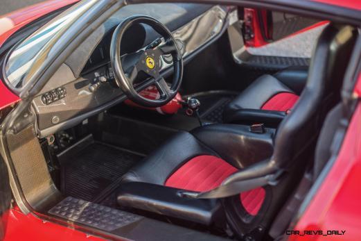 1997 Ferrari F50 4
