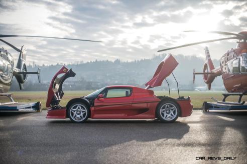 1997 Ferrari F50 55
