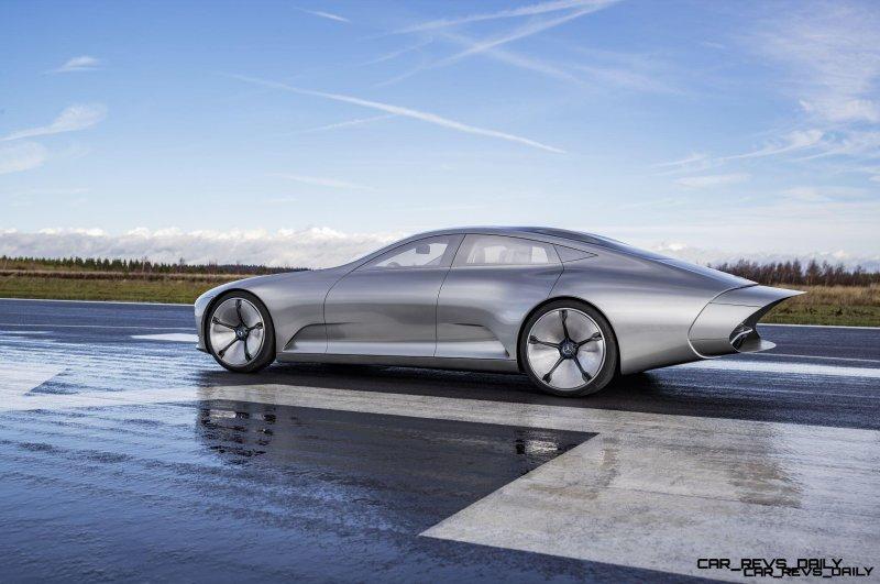 Mercedes-Benz Concept IAA (Intelligent Aerodynamic Automobile)