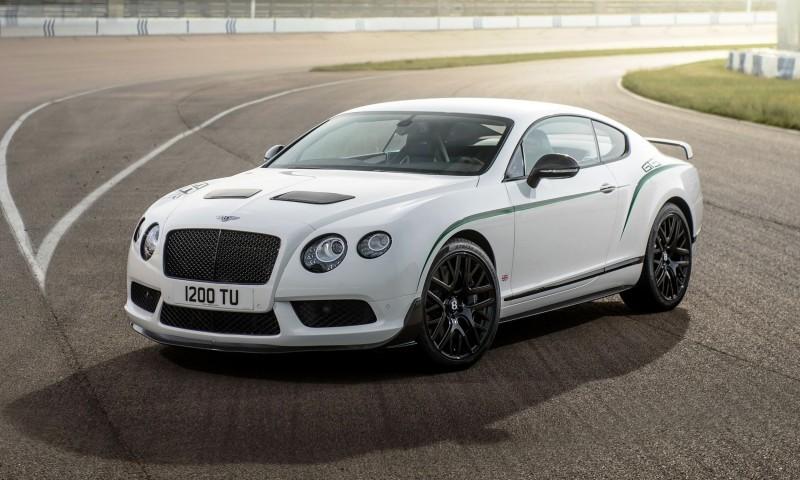2016 Bentley Continental GT3-R 9