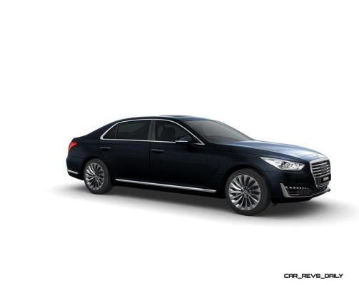 2016 Genesis EQ900 15