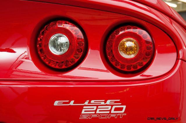 2016 LOTUS ELISE 220 and ELISE SPORT 18