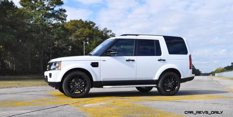 2016 Land Rover LR4 Discovery HSE Black Package 10