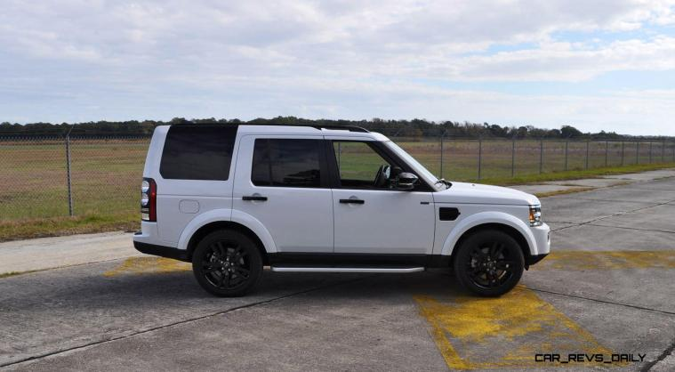 2016 Land Rover LR4 Discovery HSE Black Package 17