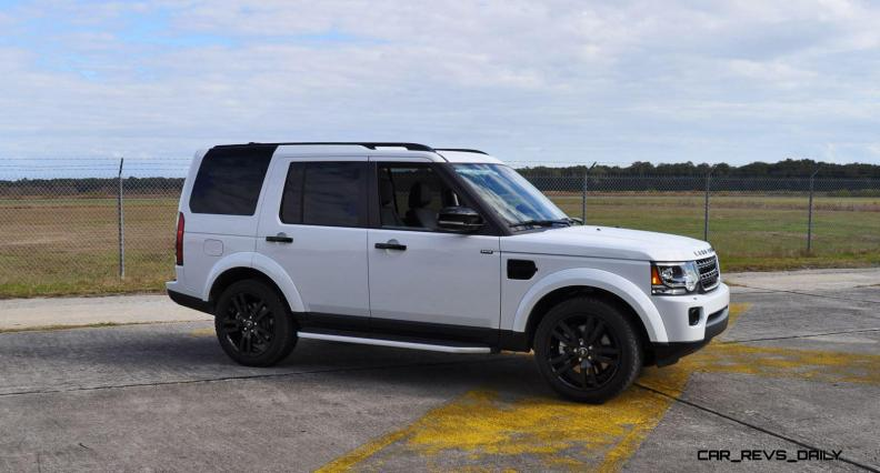 2016 Land Rover LR4 Discovery HSE Black Package 18