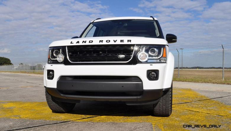 2016 Land Rover LR4 Discovery HSE Black Package 29