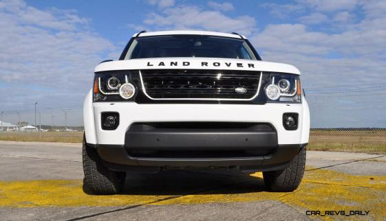 2016 Land Rover LR4 Discovery HSE Black Package 32