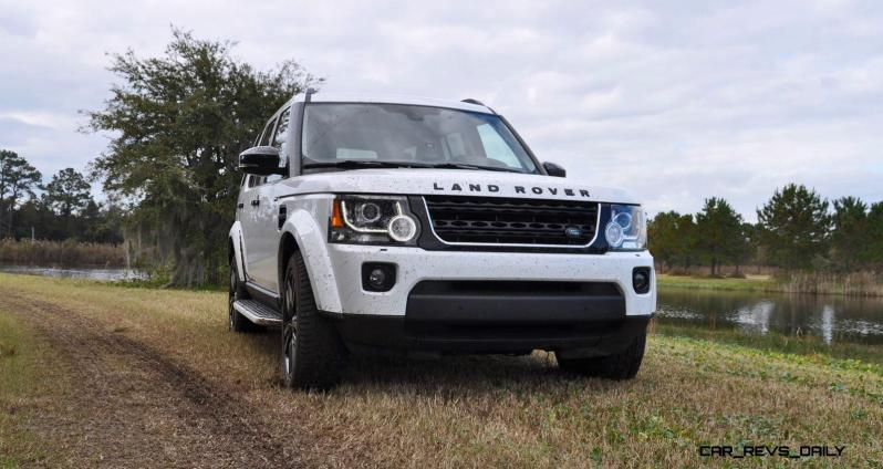 2016 Land Rover LR4 Discovery HSE Black Package 48