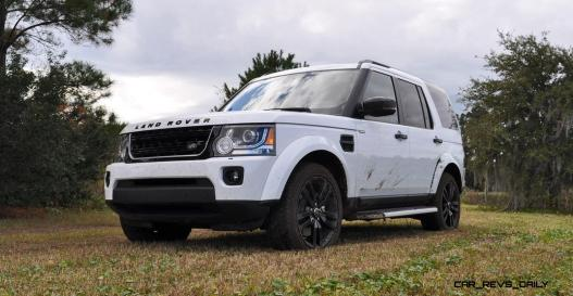 2016 Land Rover LR4 Discovery HSE Black Package 52