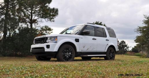 2016 Land Rover LR4 Discovery HSE Black Package 53