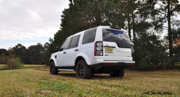 2016 Land Rover LR4 Discovery HSE Black Package 58