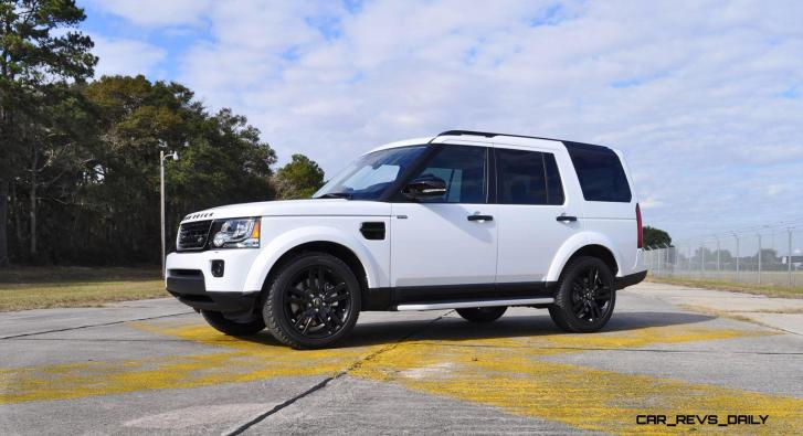 2016 Land Rover LR4 Discovery HSE Black Package 9