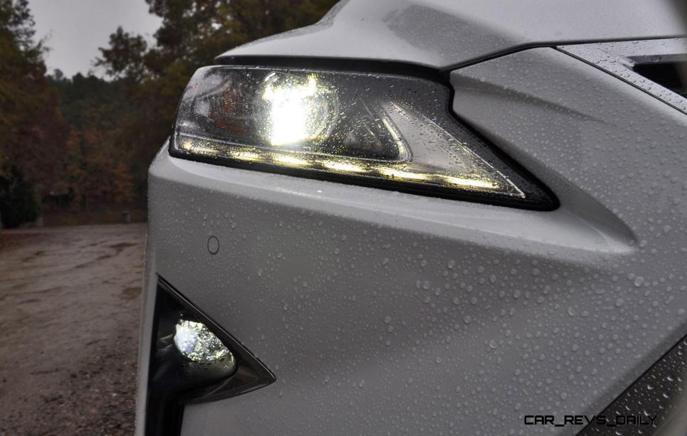 2016 Lexus RX350 F Sport 62