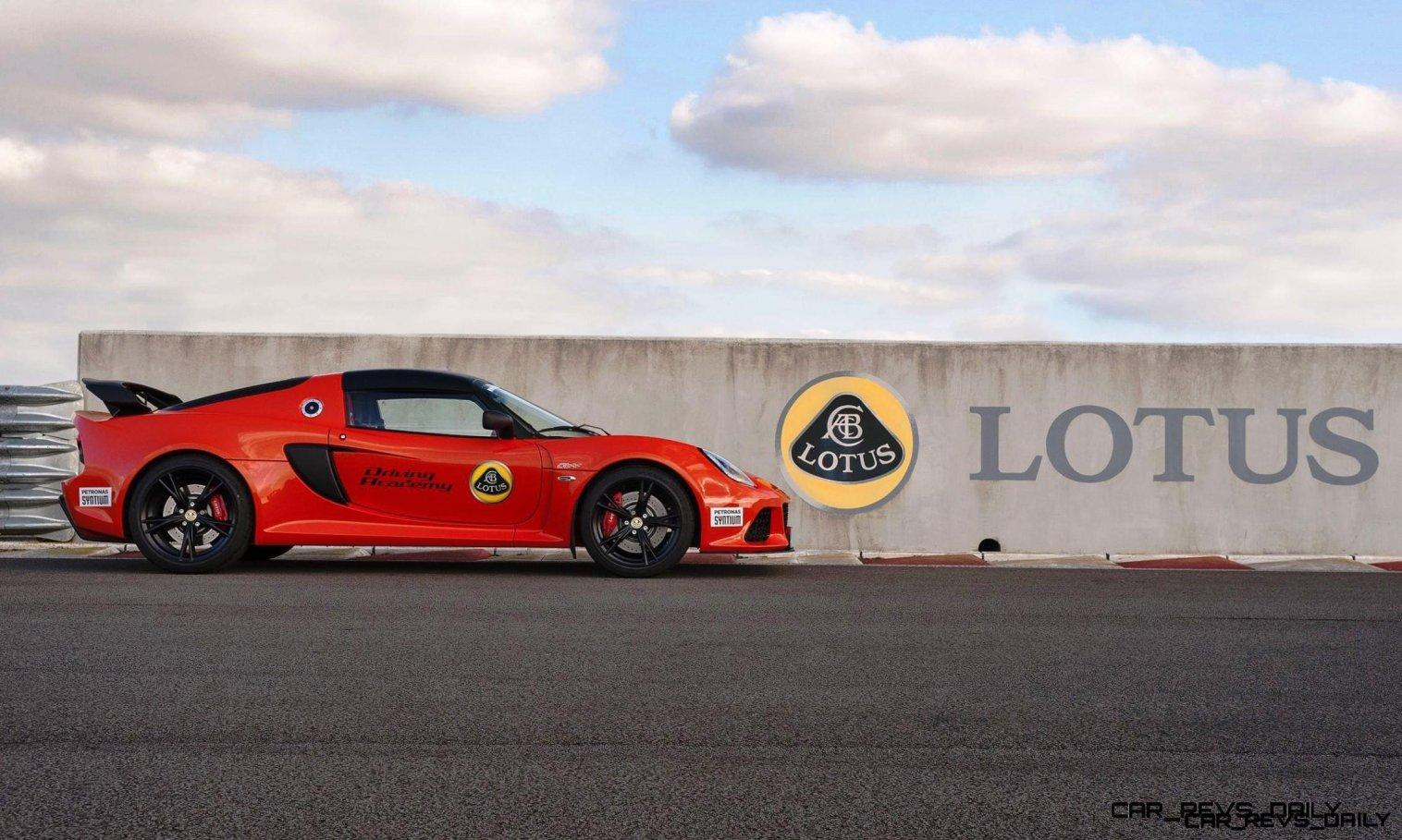 2016 Lotus EXIGE SPORT 350 1