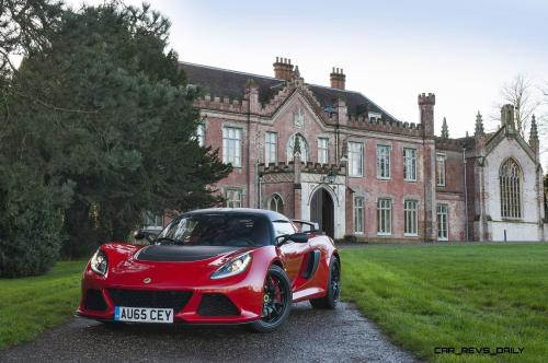 2016 Lotus EXIGE SPORT 350 16