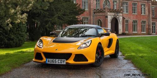 2016 Lotus EXIGE SPORT 350 24