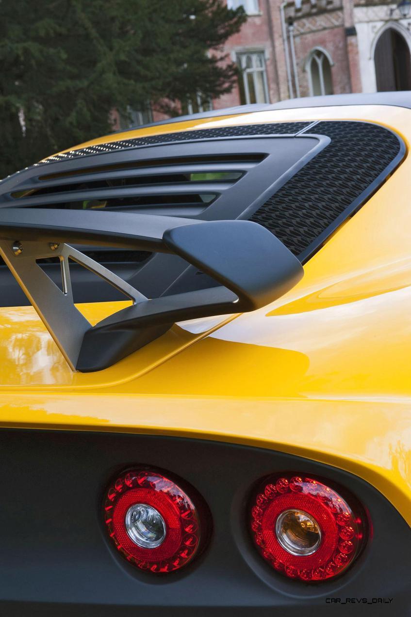 2016 Lotus EXIGE SPORT 350 28