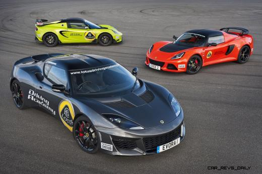 2016 Lotus EXIGE SPORT 350 33
