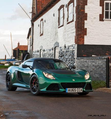 2016 Lotus EXIGE SPORT 350 5