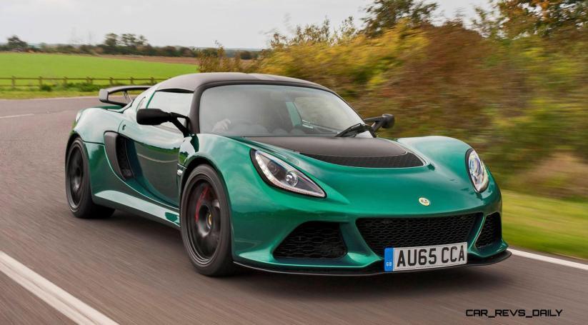 2016 Lotus EXIGE SPORT 350 7