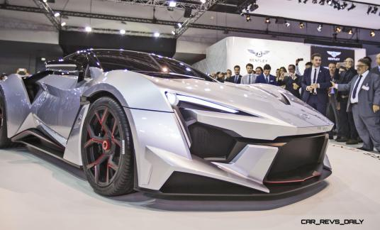2016 W Motors FENYR SuperSport 4