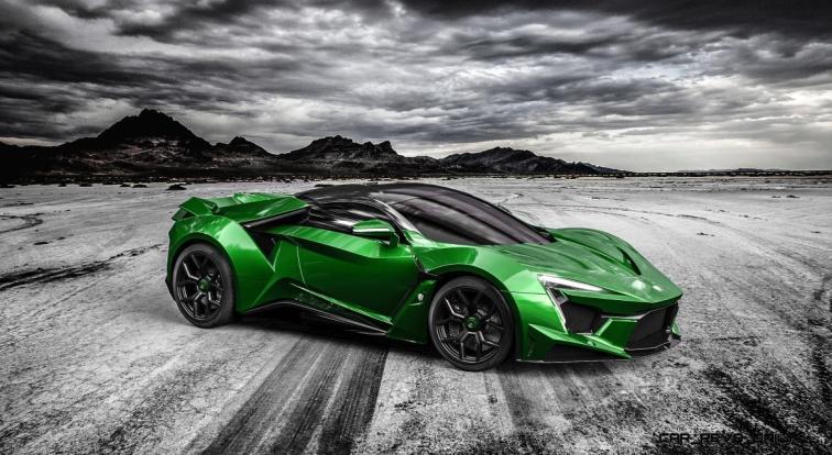 2016 W Motors FENYR SuperSport COLORS 39