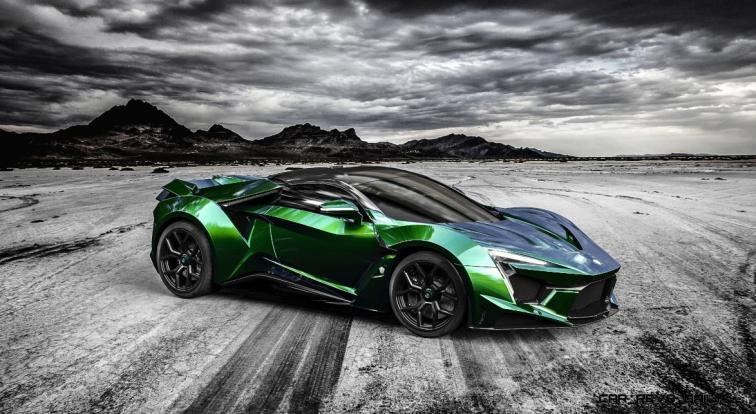 2016 W Motors FENYR SuperSport COLORS 58
