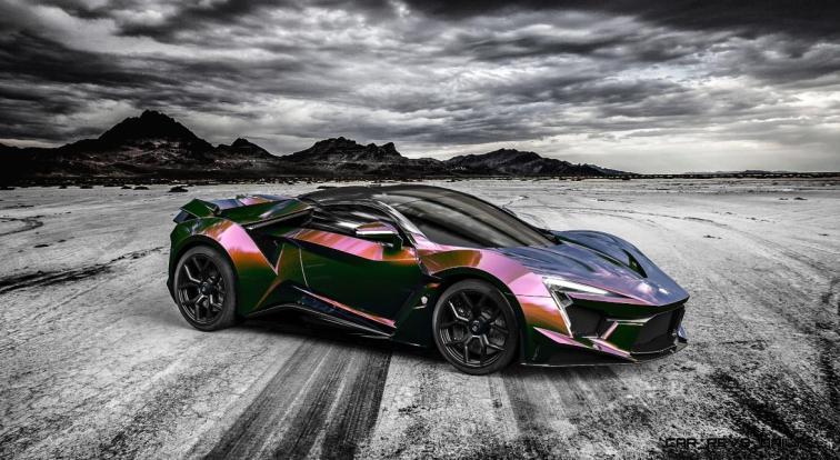 2016 W Motors FENYR SuperSport COLORS 59