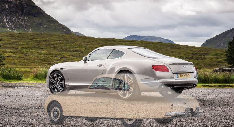 2017 Bentley Continental R-Type - Renderings 1