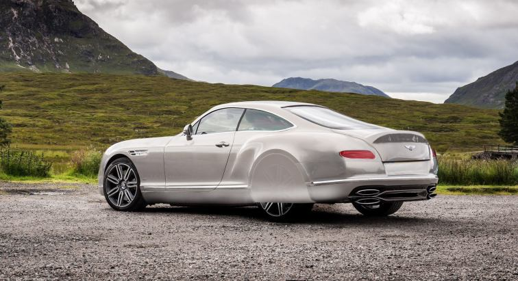 2017 Bentley Continental R-Type - Renderings 5