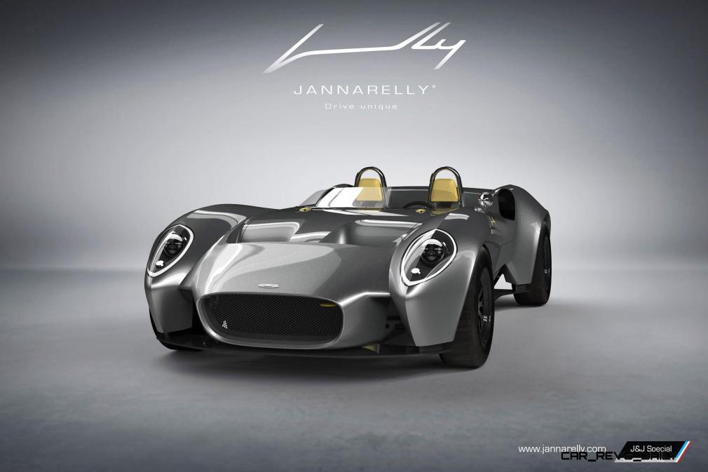 2017 Jannarelly Design JD1 1