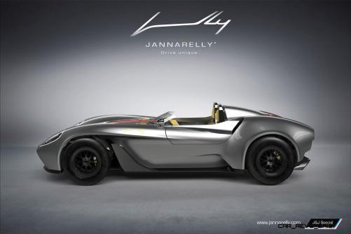 2017 Jannarelly Design JD1 15