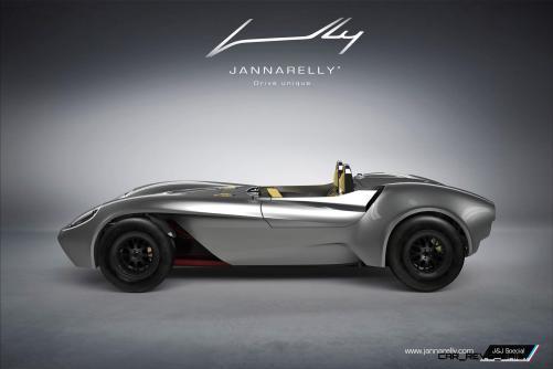 2017 Jannarelly Design JD1 16