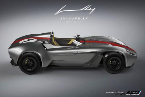 2017 Jannarelly Design JD1 18
