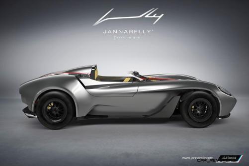 2017 Jannarelly Design JD1 22