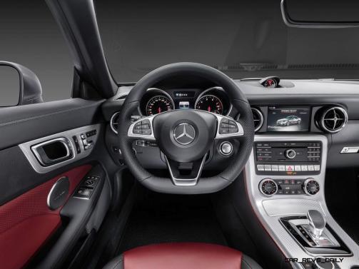 2017 Mercedes-Benz SLC 13