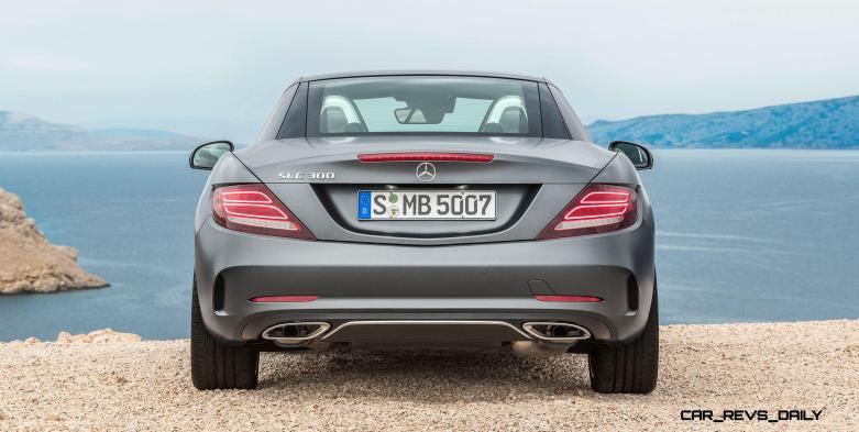 2017 Mercedes-Benz SLC 33
