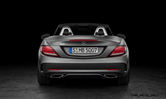 2017 Mercedes-Benz SLC 7