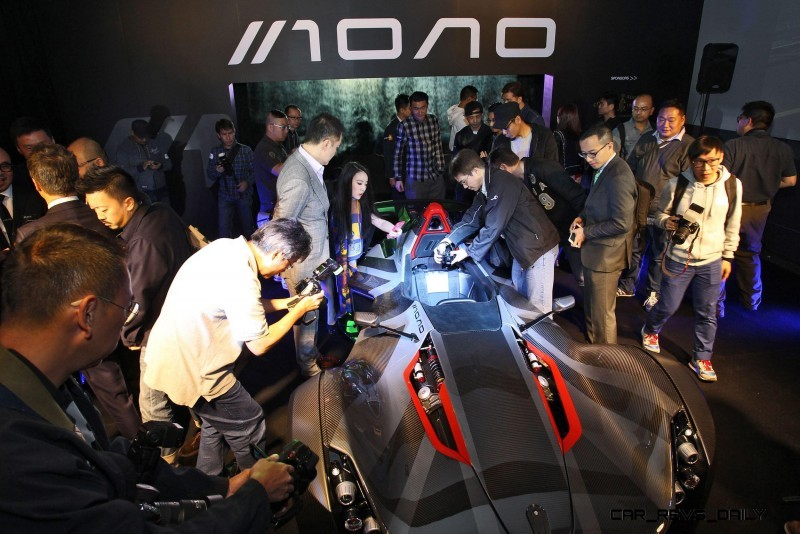 BAC MONO Hong Kong Showroom Launch 2