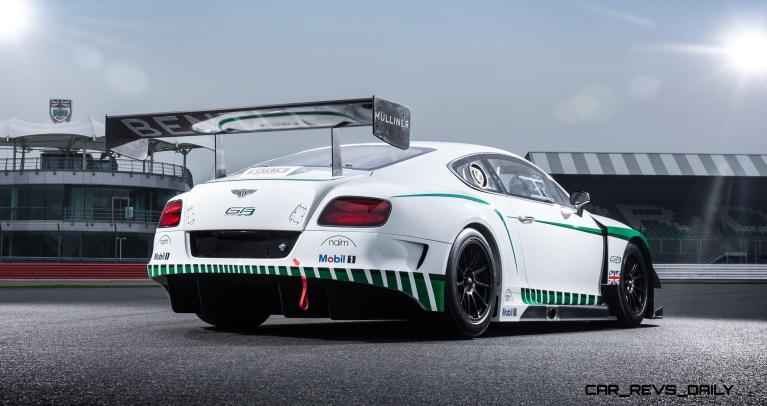 Bentley Continental GT3(2)