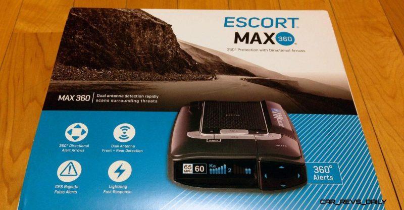 Car-Revs-Daily.com ESCORT Max360 img1