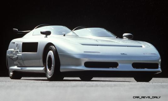 Concept Flashback - 1988 ITALDESIGN Aztec 12