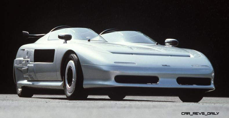 Concept Flashback - 1988 ITALDESIGN Aztec 22